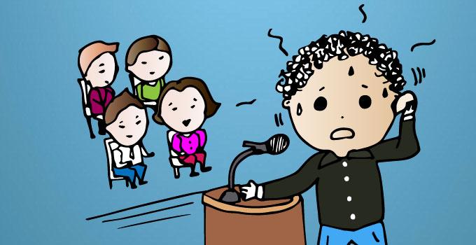 Hablar en público, sin miedos ni remordimientos