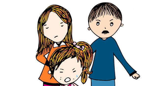 ¿Niños mimados? Padres desesperados